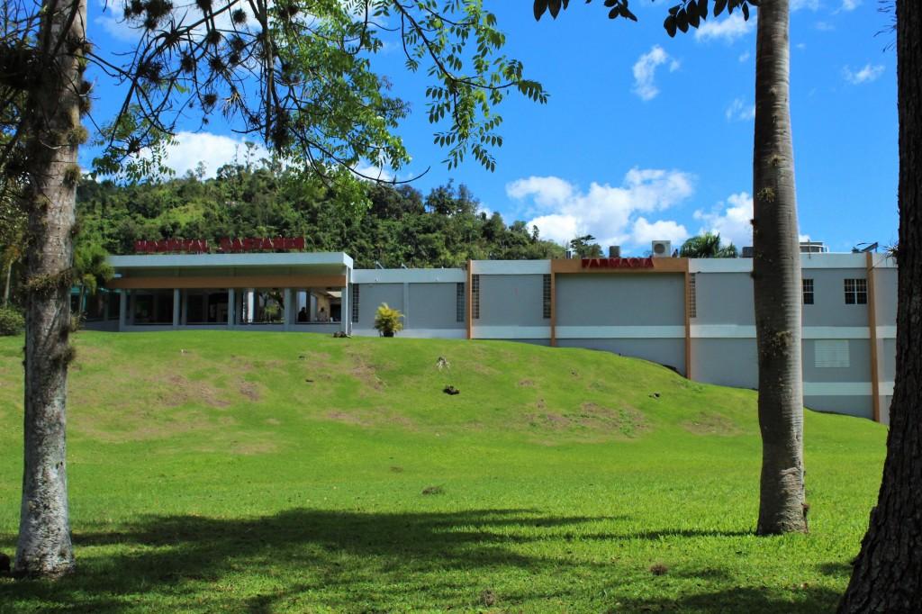 Hospital General de Castañer